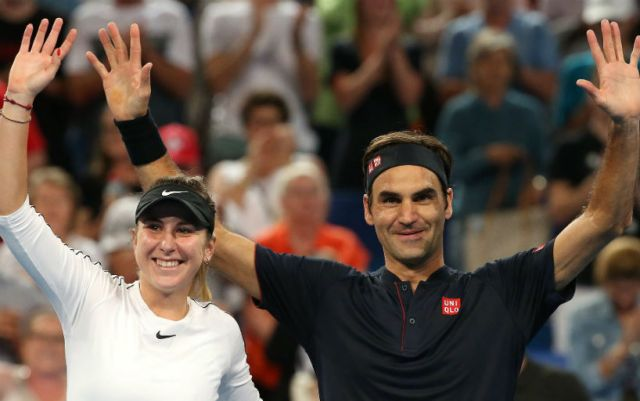 Belinda Bencic: I am learning from Federer to make a schedule correctly