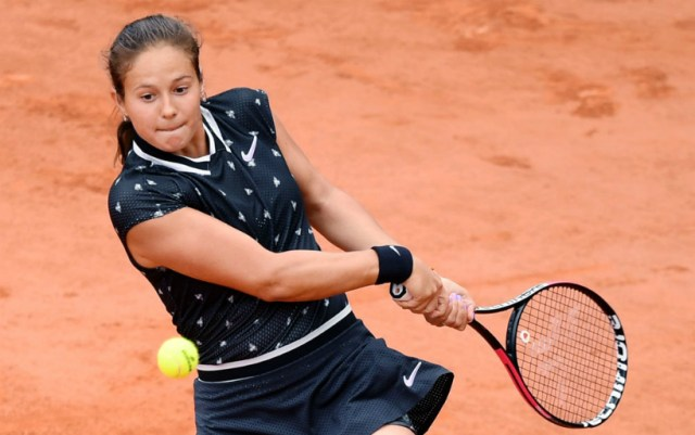 Daria Kasatkina: Life should be enjoyed