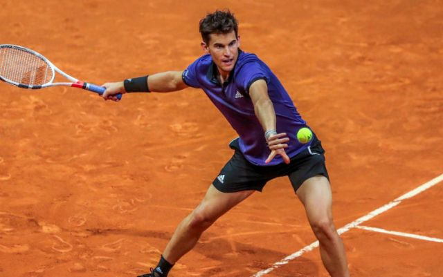 """Dominic Thiem will play in the third round of the """"Masters"""" in Madrid"""