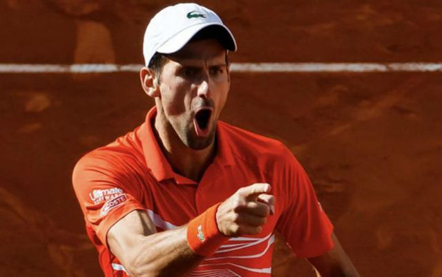 Novak Djokovic became the champion of the tournament in Madrid