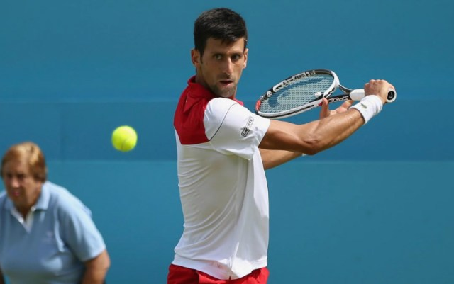 Novak Djokovic went to the quarterfinals of the tournament in Madrid