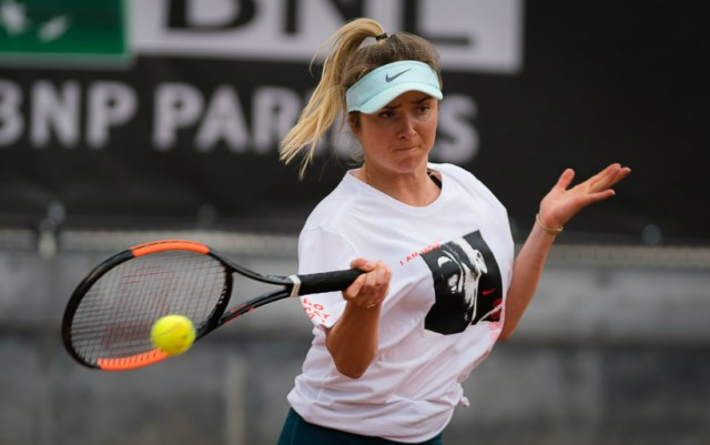 Paris. Elina Svitolina was stronger than Venus Williams