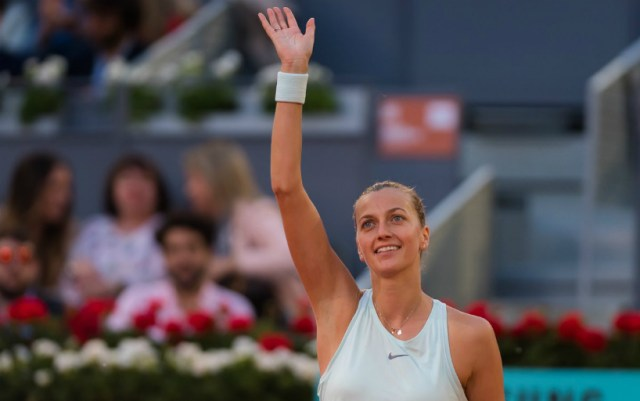 Petra Kvitova: Now there are a lot of strong tennis players, including my next opponent
