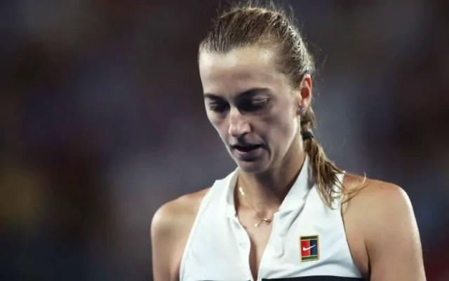 """Petra Kvitova withdraws from """"Roland Garros"""""""