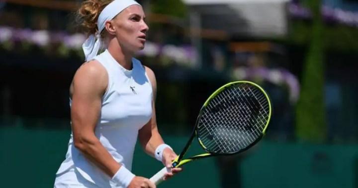 Svetlana Kuznetsova: I have a special relationship with left-handed rivals