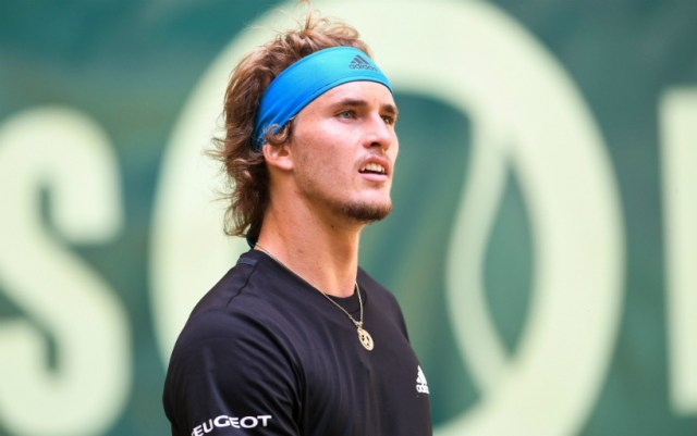 Alexander Zverev: I feel great in front of Wimbledon