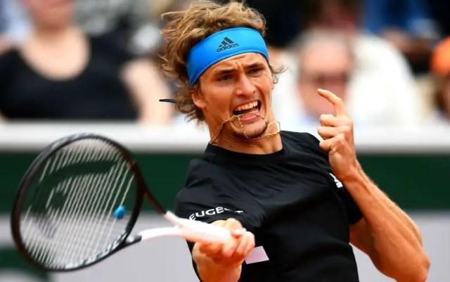 """Alexander Zverev won the third round of """"Roland Garros"""""""