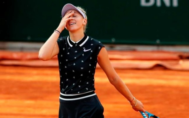 Amanda Anisimova about meeting with Halep: I couldn't dream of anything more