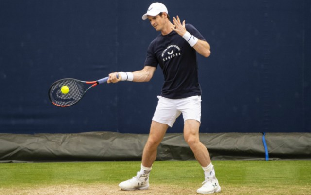 Andy Murray: Ready to think about a doubles career