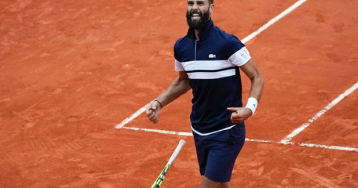 Benoit Paire: I can not say that somehow I train hard
