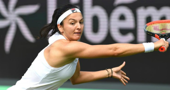 Birmingham. Margarita Gasparyan was stronger than Elina Svitolina