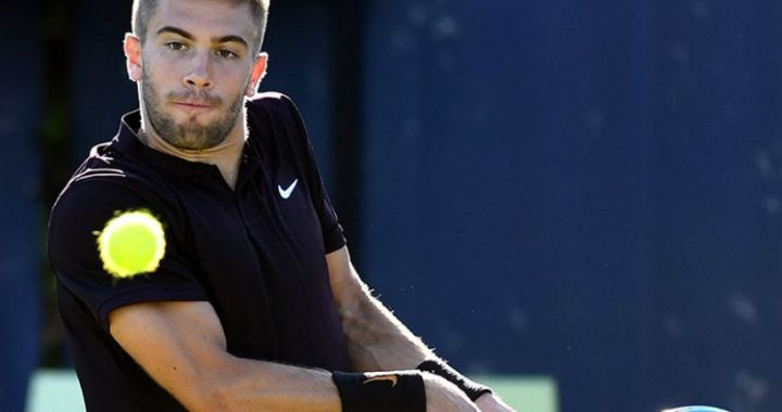 Borna Coric became the semifinalist of the tournament in Hertogenbosch