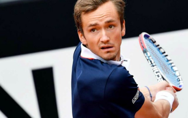 Daniil Medvedev became the quarterfinalist of the tournament in London