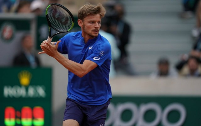David Goffin finished performance in Hertogenbosch