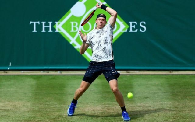 "Denis Shapovalov: All young players want to win on the ""Slam"""