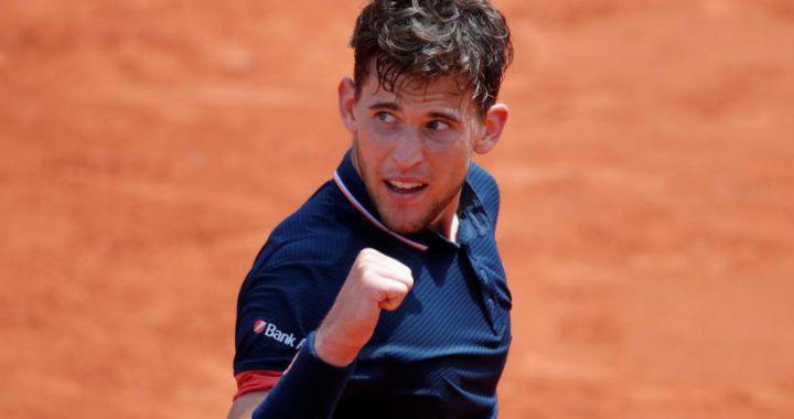 Dominic Thiem withdrew from the tournament in Galle