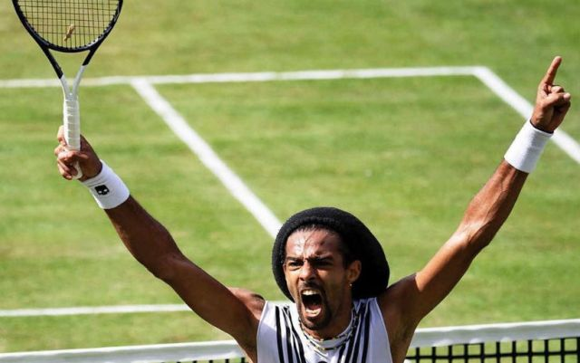 Dustin Brown: Back pain did not prevent me from defeating Zverev