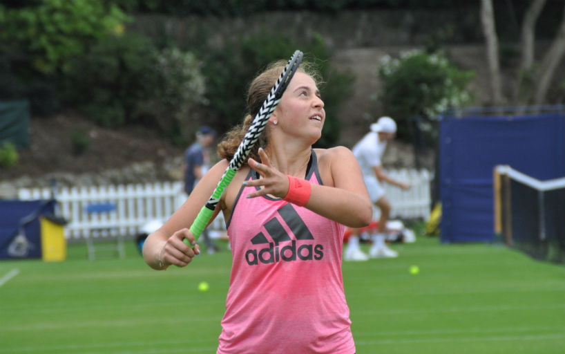 Elena Ostapenko won in the first round of the competition in Eastbourne_5d10f759efd28.jpeg