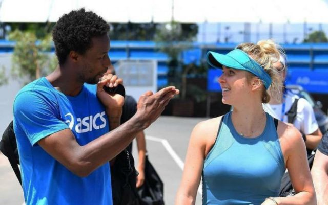 Elina Svitolina and Gael Monfils have removed their joint Instagram account