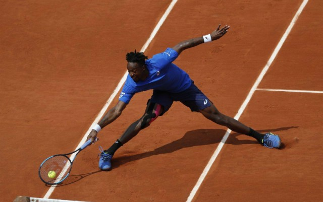 Gael Monfils: In the first game I made two double mistakes, it is inexplicable