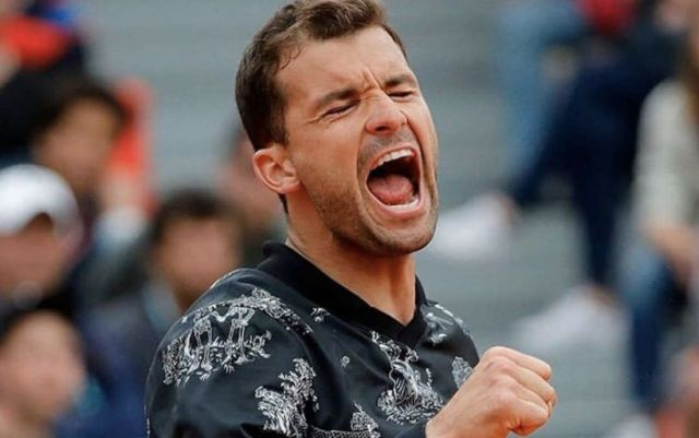 "Grigor Dimitrov: I want to stop calling me ""Baby Federer"""