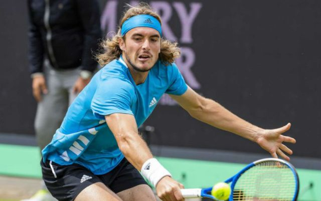 Hertogenbosch. Stephanos Tsitsipas defeated by Nicolas Jarry