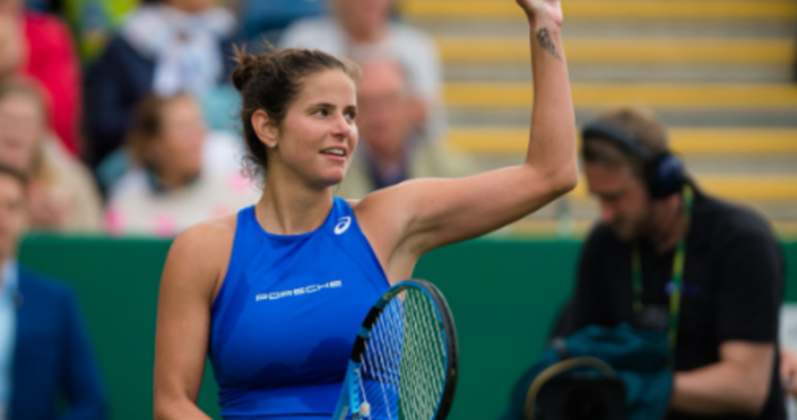 Julia Goerges: In the final, everything will be in my hands
