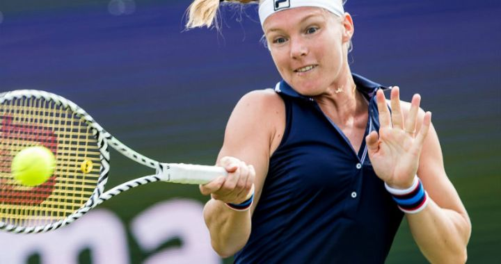 Kiki Bertens: I have a chance to become the first racket of the world