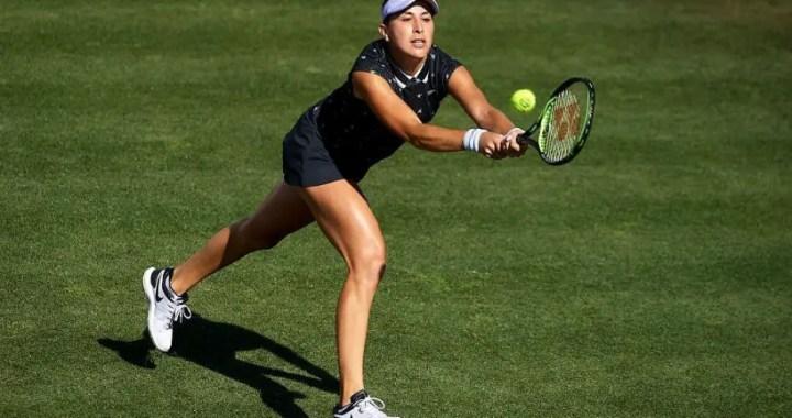 Mallorca. Belinda Benciс beat Amanda Anisimova