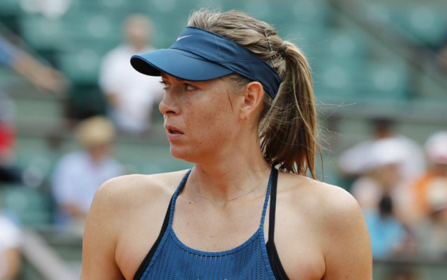 Maria Sharapova can play at a tournament in Mallorca