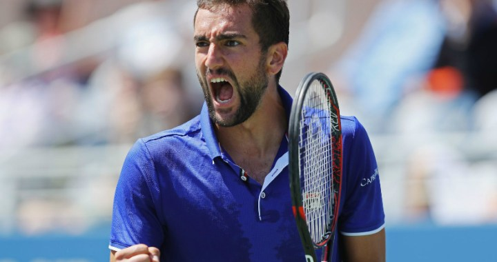 Marin Cilic leaves the tournament in London