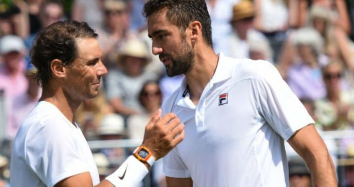 Marin Cilic: Nadal has great chances to win Wimbledon