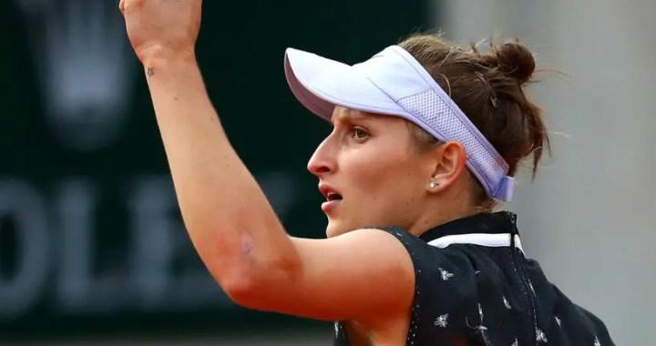 Marketa Vondrousova: I try not to think about the score