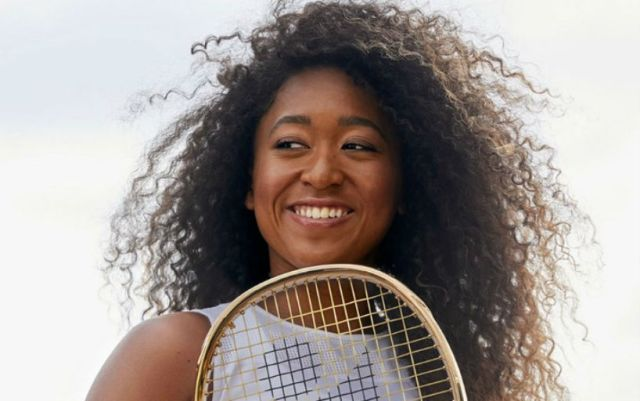 Naomi Osaka has become the face of the cosmetics brand