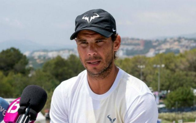 Rafael Nadal: In 2017 and 2018 I could win at Wimbledon