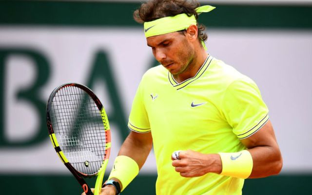 Rafael Nadal: No matter how many games I gave to Nishikori