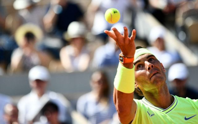 Rafael Nadal reached the semifinals of the French Open
