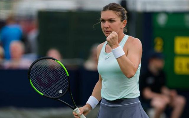 Simona Halep: Performance in doubles helped me