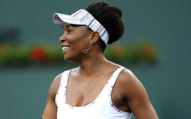 Venus Williams received a wild card for the tournament in Birmingham