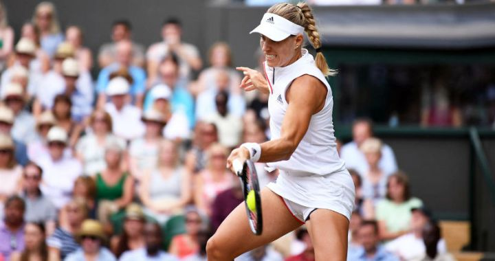 Angelique Kerber: I just want to forget this match