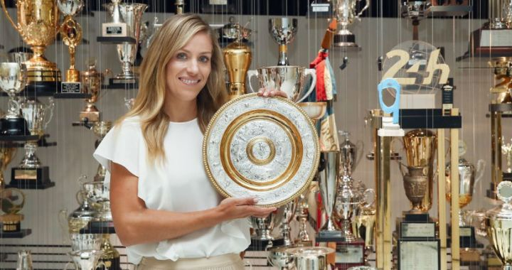 Angelique Kerber: Only the first match matters now