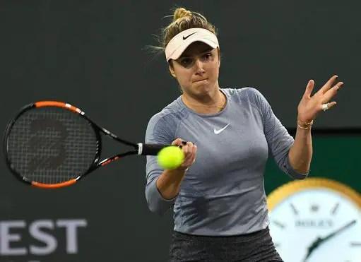Elina Svitolina: I want to play in Shenzhen Final Tournament