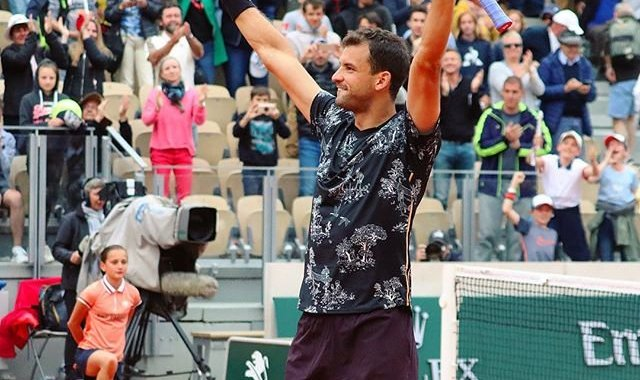 Grigor Dimitrov: I understood that I had to be ready for anything.