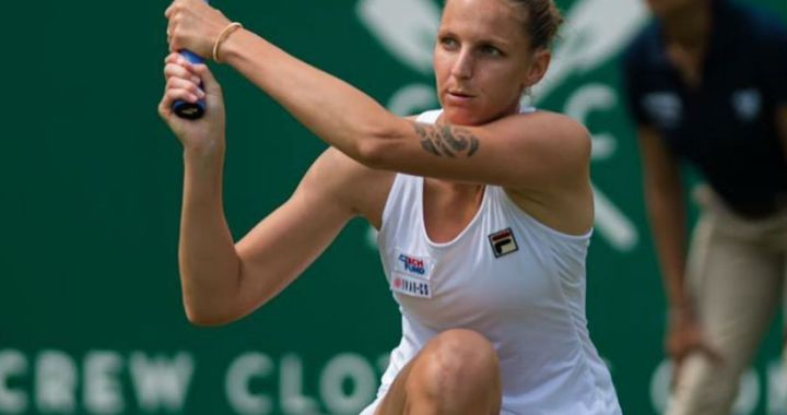 Karolina Pliskova: Muchova did not surprise me.