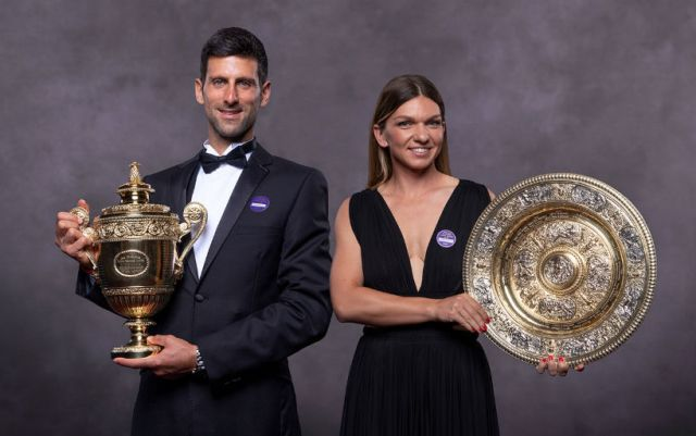 Simona Halep: Djokovic did not invite me to dance