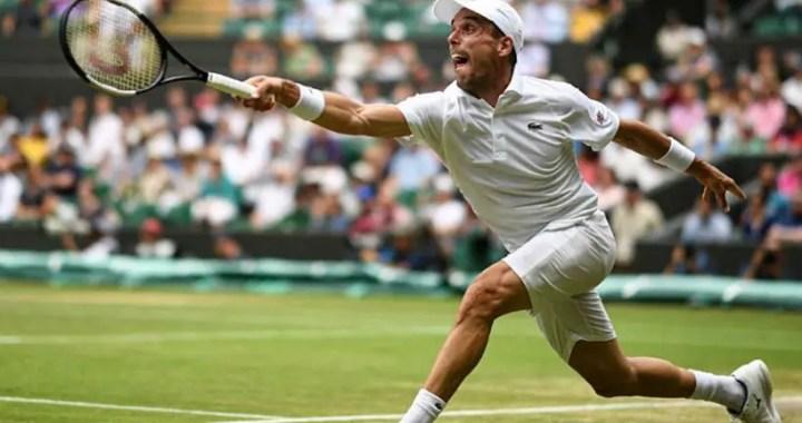 Wimbledon. Roberto Bautista-Agut reached the semifinals