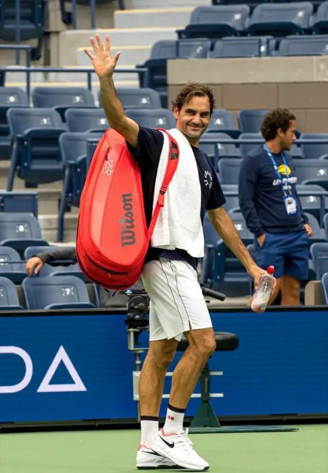 Roger Federer: I just love tennis