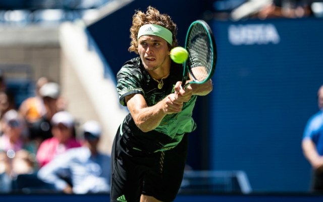 "Alexander Zverev: I always play five-set matches at the start of ""Helmets"""