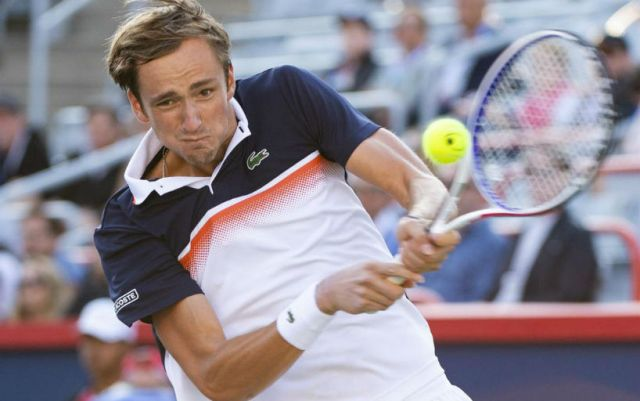 Daniil Medvedev: I had a chance, but Rafa really acted very well