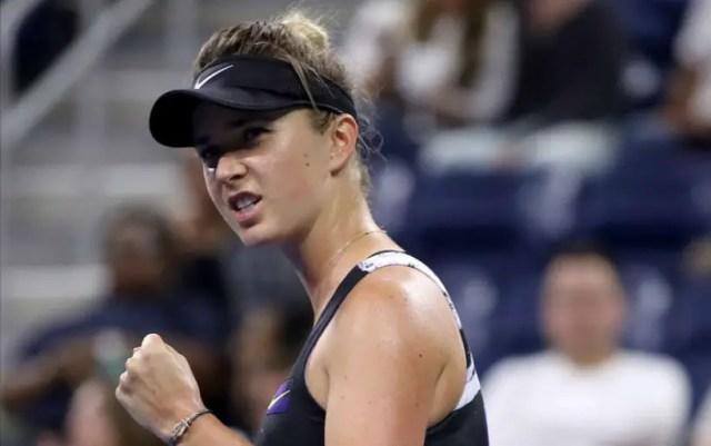 Elina Svitolina: Yastremska needs more experience in such matches